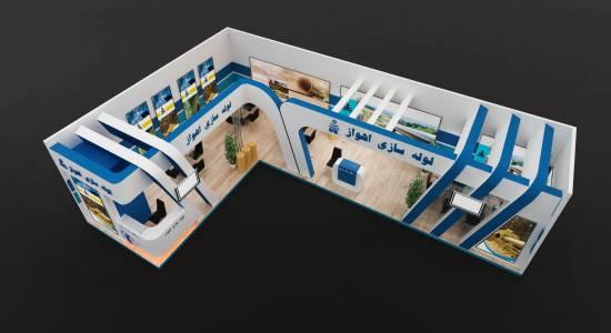 با اهداف عمده طراحی غرفه های نمایشگاهی آشنا شوید